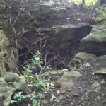 The cave on the trail