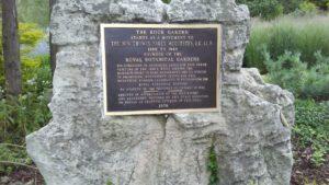 Monument to the Hon. Thomas Baker McQueesten