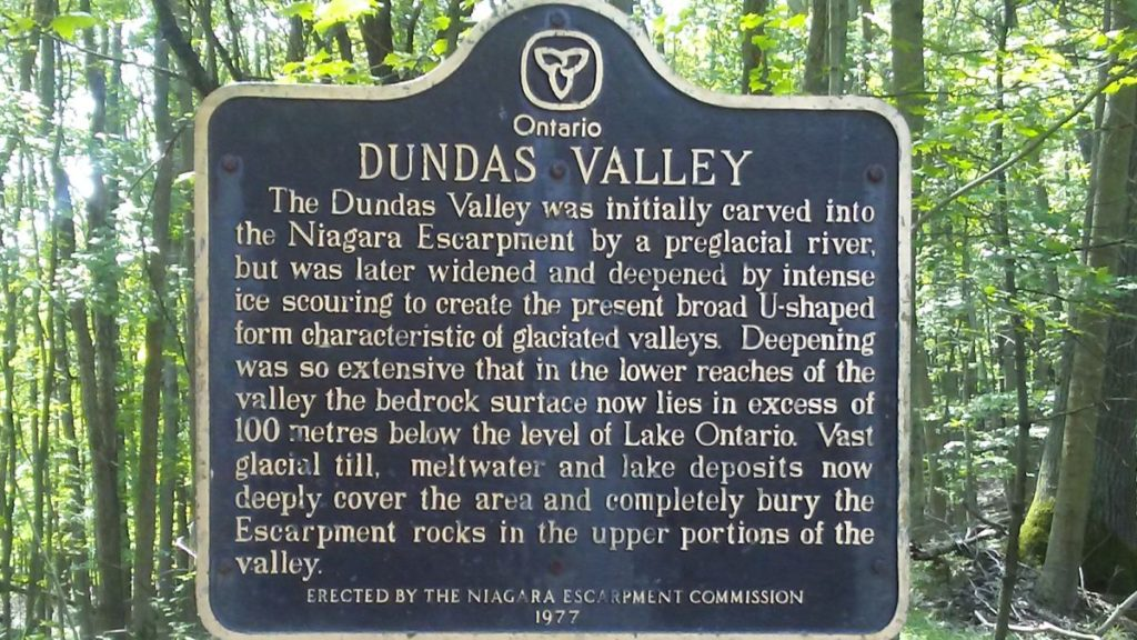 Story of the valley formation